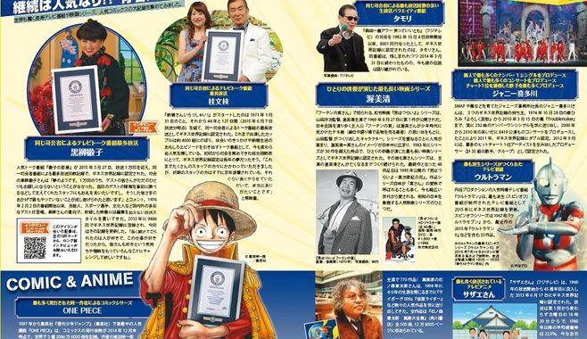 ギネス世界記録に刻まれた日本の偉業とは?