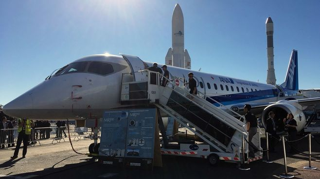 MRJは航空界のゲームチェンジャーになるか