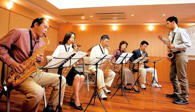 大人の音楽教室、生徒獲得へ新たな取り組み
