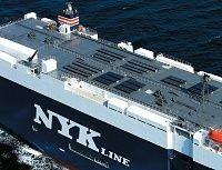 温室効果ガス25%削減に挑む--貿易立国存亡を懸け舵を切る日本郵船、船も電池で走る時代へ