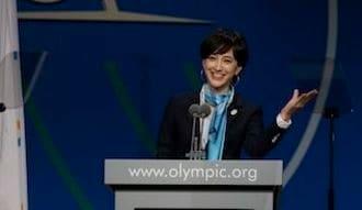 オリンピック招致の勝因は、滝川クリステル
