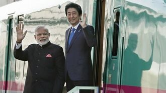 安倍インド訪問延期、新幹線輸出に何が起きた?