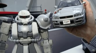 Anime Robots Inspire Japan Auto Design