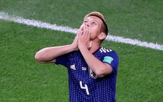 日本代表勝ち点1、セネガルと2-2で引き分け