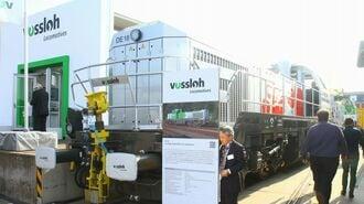 中国鉄道メーカー、独企業買収で狙う欧州市場
