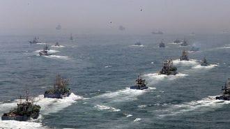韓国が日本の漁場を荒らしまくる悲惨な現実