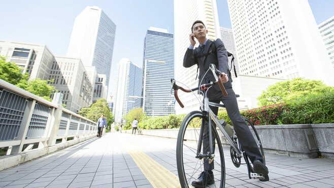 コロナで注目、「自転車」ブームで得するのは誰