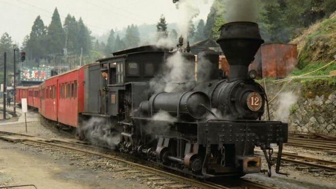 「撮り鉄」禁止だった時代の台湾鉄道の記憶