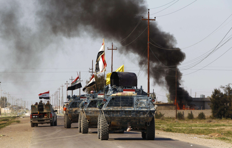 イラクは、廃棄兵器で「イスラム国...