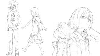 ひきこもりの少女は人気アニメ作家になった