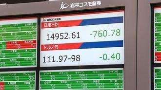 円高はいったいどこまで進んでしまうのか