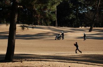 Exclusive - Admit women or lose Tokyo Games golf, IOC tells club