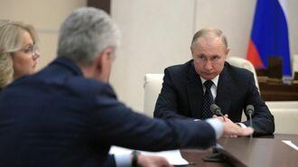 コロナ禍のロシア、7月1日正念場のプーチン