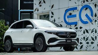 ベンツの電動小型SUVはEV市場を牽引できるか