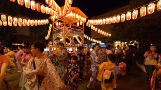 外国人と盛り上がる「日本のお祭」と英語表現