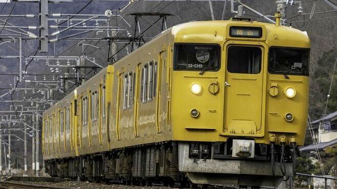 岡山では第一線で活躍中、「113系、115系」の現在