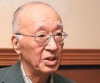 『隅田川の向う側』を書いた半藤一利氏(歴史探偵・戦史研究家)に聞く