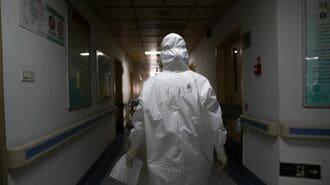 新型肺炎で「野宿」を強いられた看護助手の悲劇
