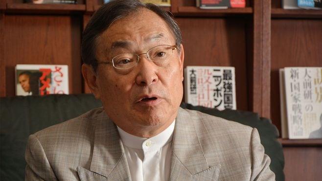 大前研一「日本の政治家は目線が低すぎる」