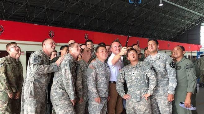 米陸軍が太平洋地域に「集中」しているワケ