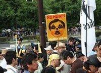 国会前で反原発の大規模抗議 野田首相は主催者との対話を拒否