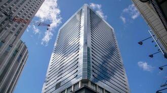 大阪のオフィス市場、漂う「坪4万円」への暗雲