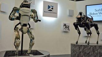 孫正義氏が買う「バク宙ロボット」企業の全貌