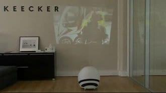 グーグルOBが発明した、斬新な「映像ロボ」