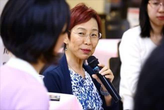 上野千鶴子先生、東大女子は幸せですか?