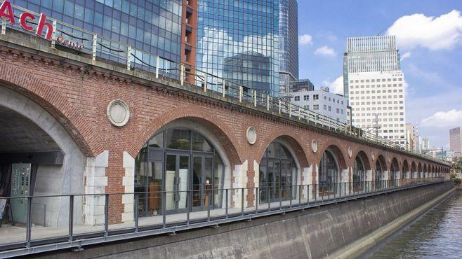 万世橋・汐留、大変貌でも残った「鉄道の足跡」