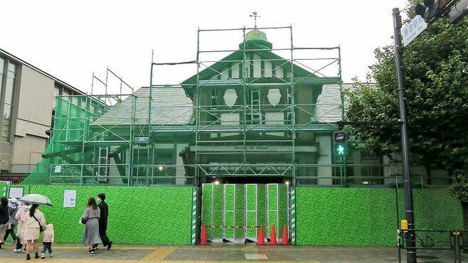 JR原宿駅建て替え、国立駅再築と何が違うのか