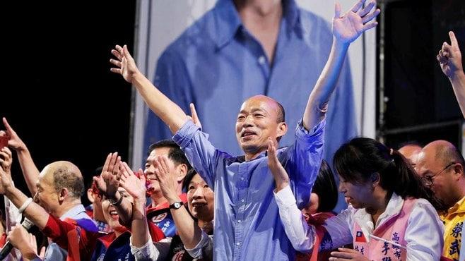 東京五輪も争点となる台湾「住民投票」の行方