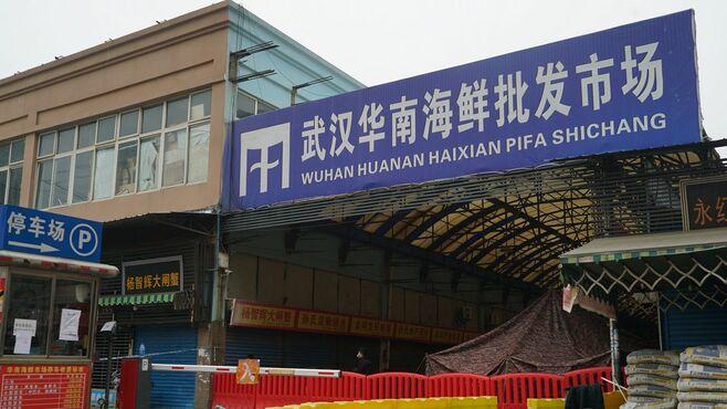 新型肺炎の感染源「華南海鮮市場」以外に複数か