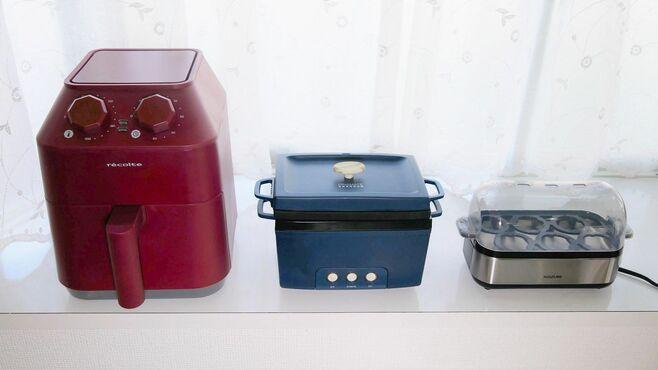 「お弁当作り」に役立つ少しニッチな家電3選