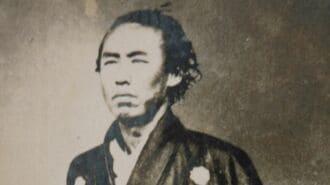 坂本龍馬が岩崎弥太郎に強引に金をせびった訳