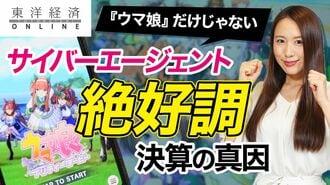 ウマ娘だけでないサイバー絶好調の真因【動画】