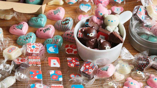 手作り コロナ バレンタイン
