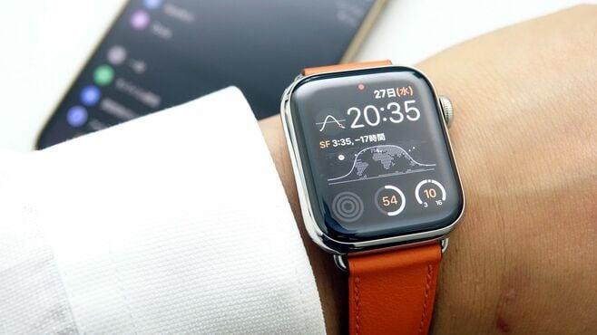 Apple Watchの「文字盤」で人と差をつける裏技