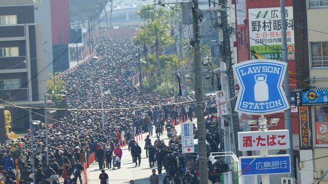 広島カープ「チケット争奪戦」今年は異変のワケ