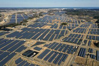 日本中を太陽光パネルが埋め尽くす未来の現実味