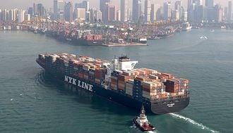 """厳しい海運業界、日本の強みが招いた""""誤算"""""""