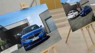 BMW3シリーズ、7代目の姿形は何が変わったか