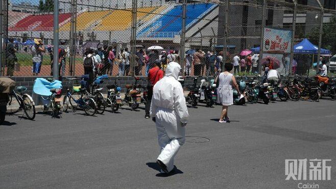 北京で新型コロナが「再燃」、感染ルートの謎