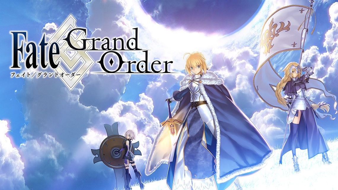 「Fate/Grand Order」の画像検索結果