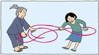 年の差32歳!「同業者同士」の唐突な結婚の行方