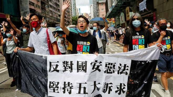 香港の若者が「自分は中国人じゃない」と思う訳