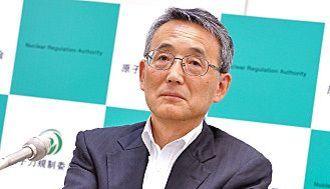 田中規制委員長「東電だけでは解決不能」
