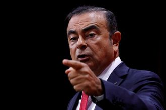 Renault-Nissan sets up $200 million fund to tap startups