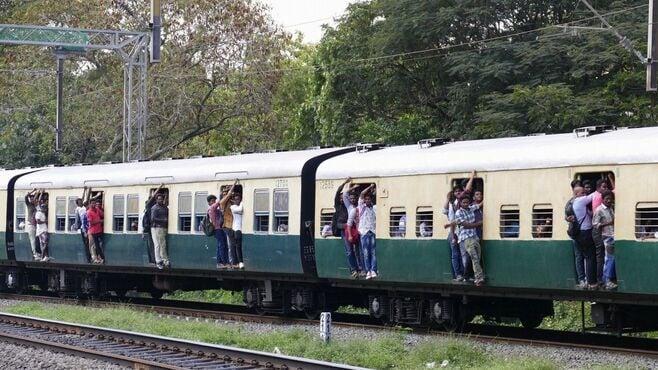 観光気分では絶対に無理!「南インド」鉄道の旅