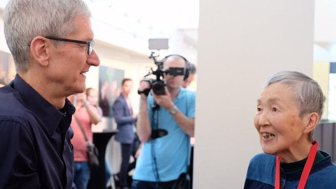 iPhone「82歳日本人開発者」は何がスゴイのか